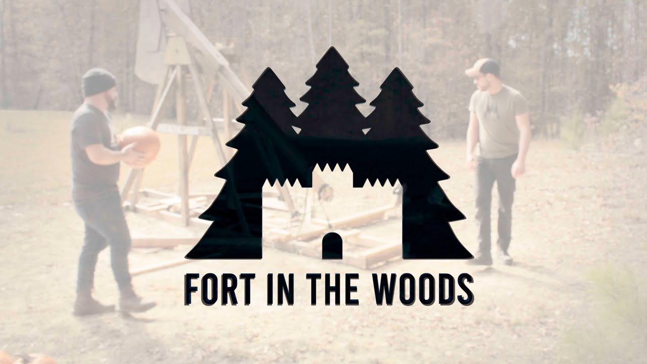Fort in the Woods in 60 seconds (Channel trailer)