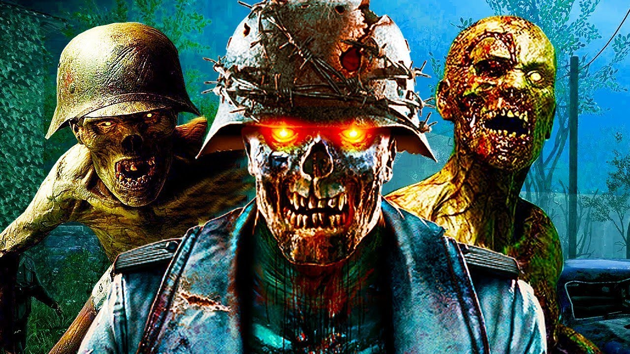 Zwei Zombies YouTubers spielen neue Zombies ...  + video