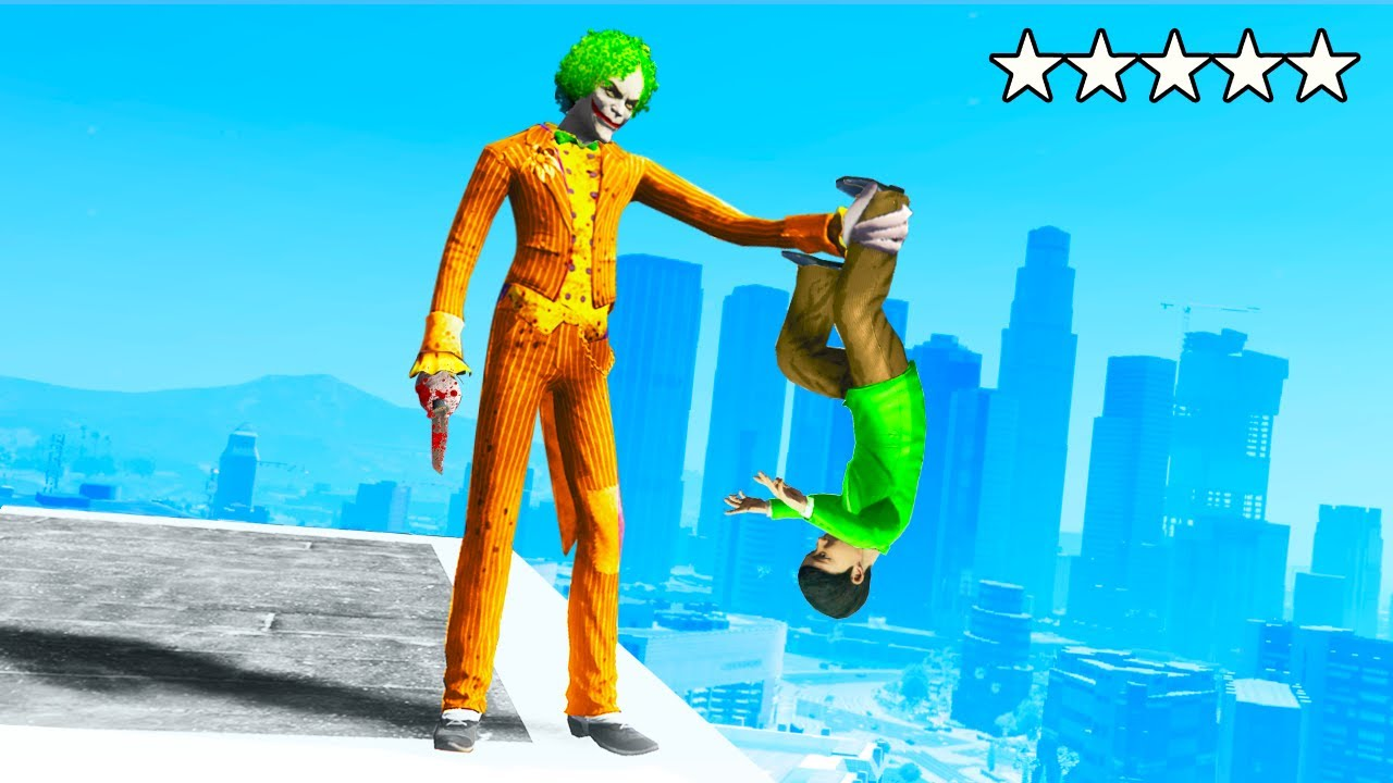 I Became a REAL SUPER VILLAIN in GTA 5 RP!