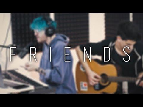 FRIENDS - Marshmello & Anne Marie | LIVE Acoustic Cover