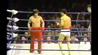 Kunimatsu Okao vs. Benny Urquidez