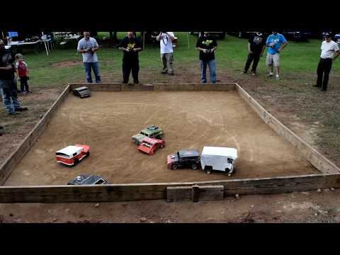 Backhills RC 1st Demo Derby 9 3 17