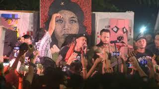 """Marjinal feat Jerinx """"SID"""" - Bali tolak Reklamasi ( Live In Pang No Border, No Class)"""