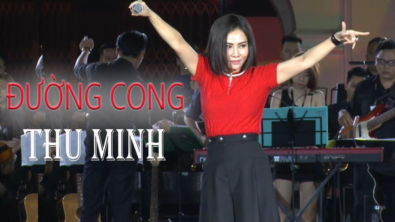 Thu Minh | đường cong | ft Saigon Metropolitan Orchestra x HÀNG NGÀN LHP-er