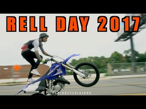 RELL DAY 2017 (Philly Bikelife)