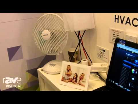 ISE 2016: Z-Wave Alliance Demonstrates the Fibaro SwipeMOV with Gesture Control