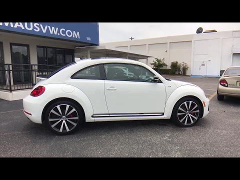 2014 Volkswagen Beetle Coupe Orlando, Sanford, Kissimme, Clermont, Winter Park, FL 4245P