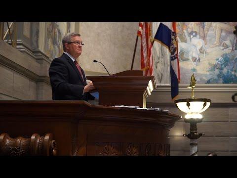 Missouri Senate Week in Review- April 29, 2016
