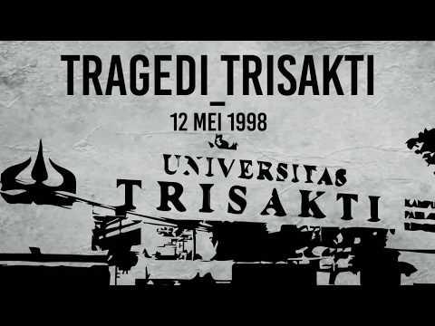 Tragedi Trisakti 12 Mei 1998
