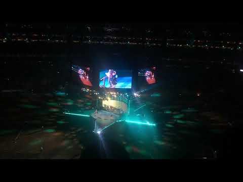 Rascal Flatts opening song houston rodeo 2018