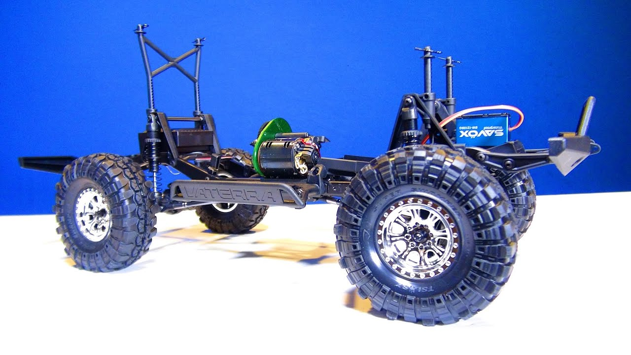 rc truck kit with Watch on Model En besides Axial Yeti Xl Review further 10831 together with Vaterra Ascender K5 Blazer Kit Build Part 7 in addition Watch.