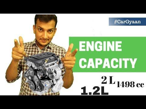 इंजन Capacity :  भ्रम और सत्य