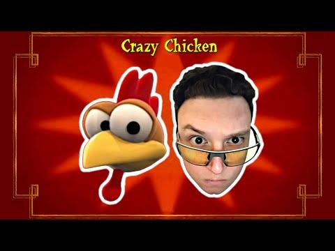 Crazy Chicken #WeirdWednesday  