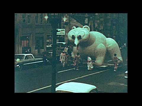Harrisburg, Pa Thanksgiving Day Parade 1969