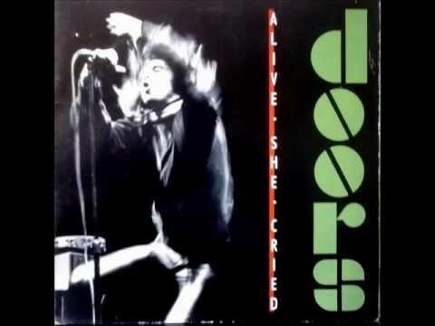The Doors - Gloria (Live, Vinyl)