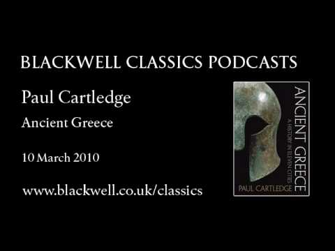 Paul Cartledge - Ancient Greece - Part 1 of 3