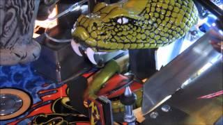 Metallica Premium Pinball Snake Jaw