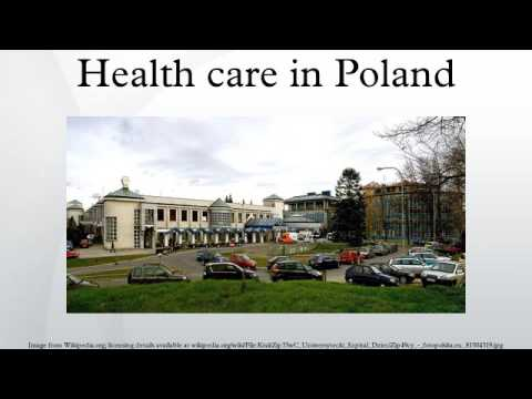 Health care in Poland