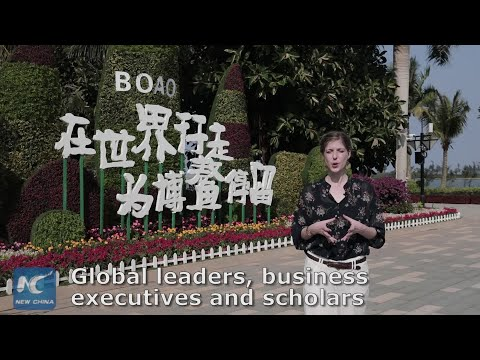Boao Forum for Asia, for the world
