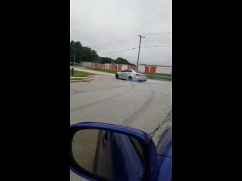Lexus isf drift