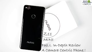 Nubia Z11 Mini Review: The Phone With IMX298 Camera Camera Sensor (Same As Of OnePlus 3 & 3t)