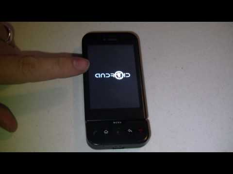 Android 2.1 Eclair Comes to the T-Mobile G1 via Cyanogen