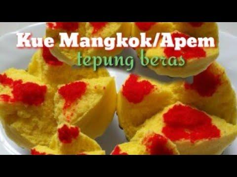 Resep Kue Mangkok Tanpa Tape Youtube