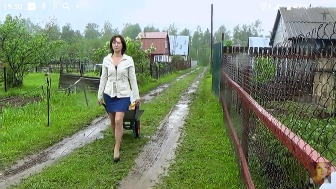 6 соток в начале июня. Везем на дачу отличную погоду.)))