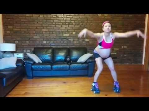 Pole dance en la barra del feda - 1 part 5