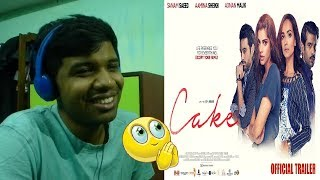 Cake - Official Trailer|Aamina Sheikh, Sanam Saeed, Adnan Malik, Mikaal Zulfiqar|Reaction & Review