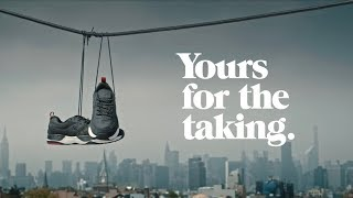 DC SHOES - THE E.TRIBEKA: YOURS FOR THE TAKING