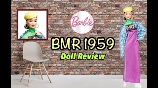 BARBIE BMR 1959 Doll Review! Adult Collector