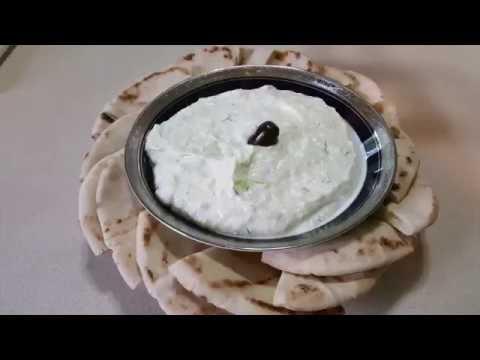 How to Make Authentic Greek Tzatziki