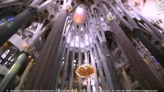 Барселона: Храм Святого Семейства    1080 HD(Фрагмент моего фильма об одном из красивейших городов Европы - Барселоне... * * * Храм Святого Семейства..., 2015-02-09T13:18:05.000Z)