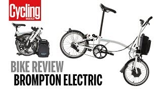 Brompton Electric | Review | Cycling Weekly