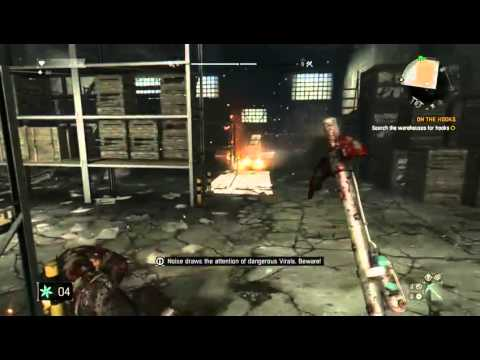 dying light how to get grappling hooks