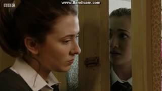 EastEnders - Louise tries to Apologise to Bex (20th April 2017)