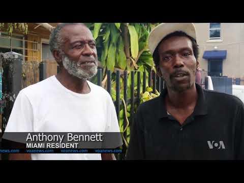Post-Irma, Miami's 'Little Haiti' Continues to Struggle