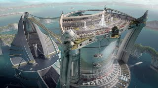 ANNO 2070 A.R.R.C. #01 BLEAK NEW WORLD    MODDED City Building Strategy HARD Simulation RTS 2020