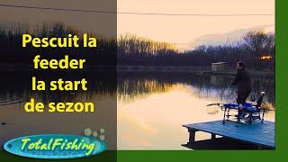 Pescuit la feeder la inceput de sezon