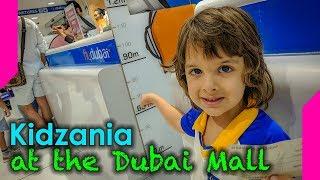 Visiting Kidzania At The Dubai Mall
