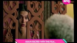 Arjun Kapoor on upcoming 'Finding Fanny'
