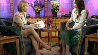 "Queen Rania 2004 Interview on ""Today""  with Katie Couric"