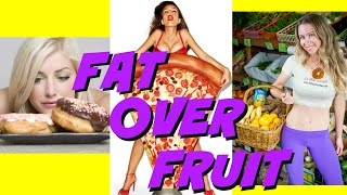 hclf is not a normal diet   orthorexia   vegans eating fat