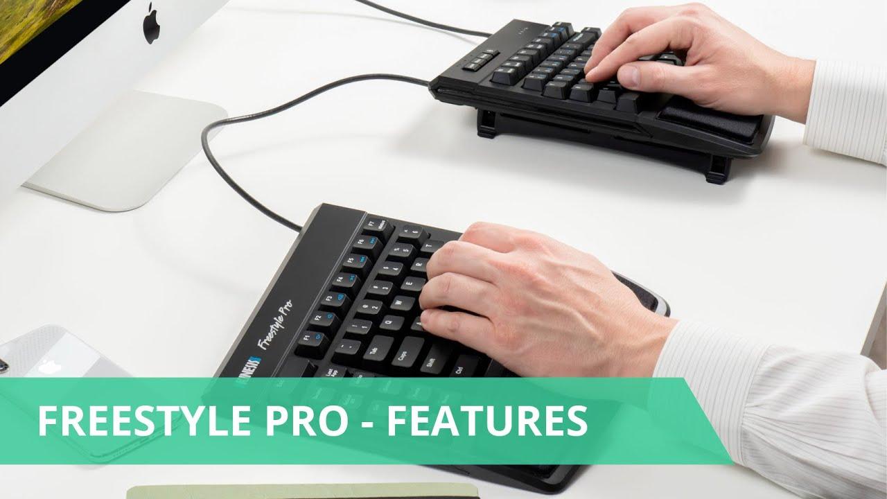 Kinesis Freestyle Pro Keyboard Support | Kinesis Technical