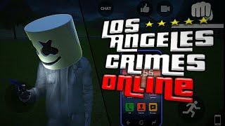 GTA 5 НА АНДРОИД? LOS ANGELES CRIME ONLINE ОБЗОР ИГРЫ +ССЫЛКА НА СКАЧИВАНИЕ
