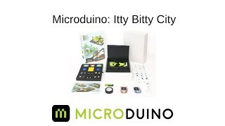 Microduino Itty Bitty City Video