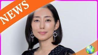 Japan News: 今月から色々なドラマが始まる中で女優・中谷美紀さんが主...
