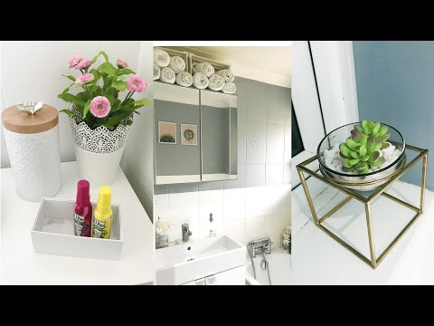 Home Decor | Clean with | Bathroom and Restroom