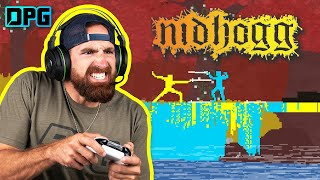 Ty vs. Sparky iฑ NIDHOGG!!   Dude Perfect Gaming